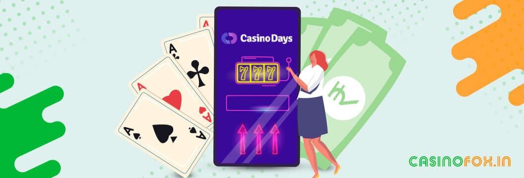 casino days mobile app