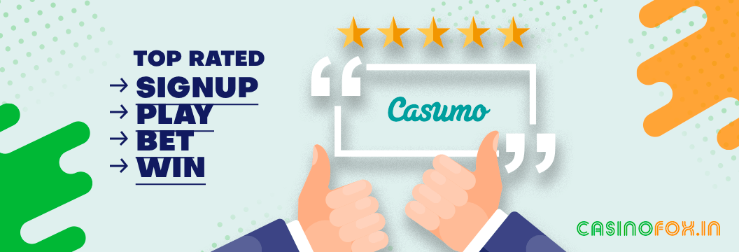 Casumo Casino Customer Reviews — What People are saying