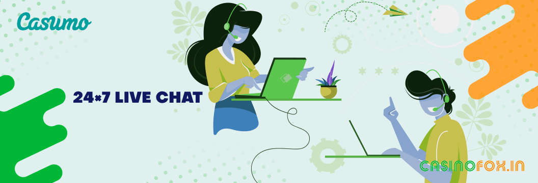 Casumo India Customer Support — How to Reach them
