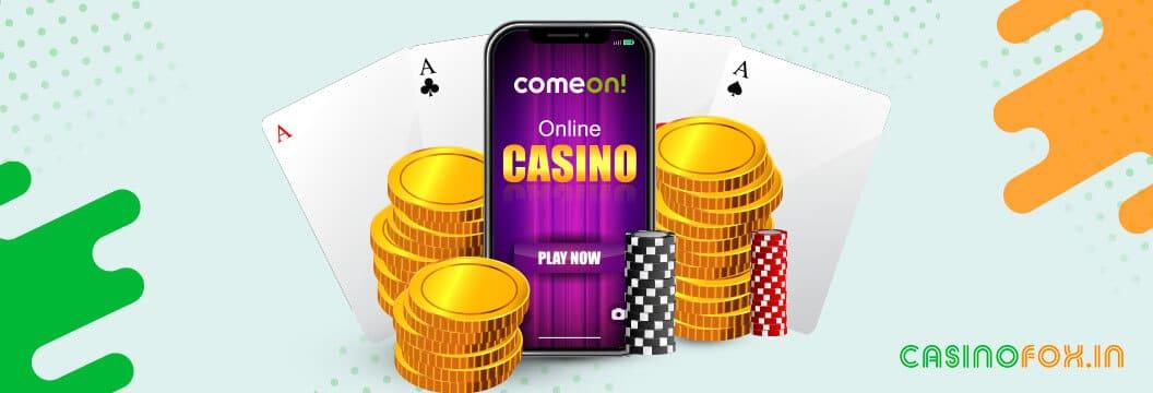comeon casino mobile app