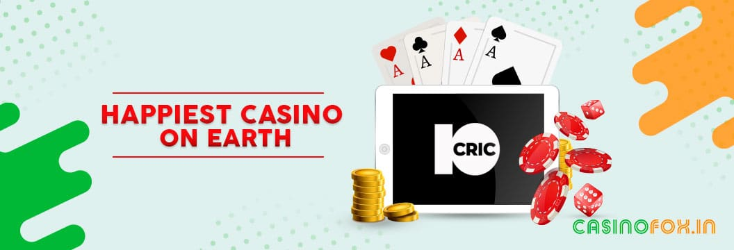 Introduction to 10cric casino in india