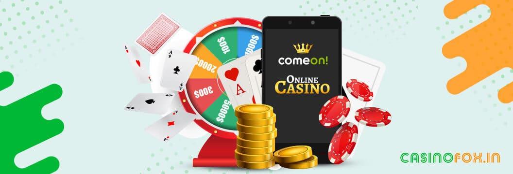 comeon casino india introduction