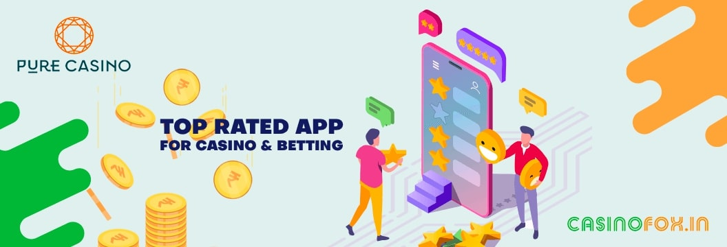 Pure Casino Mobile App Review