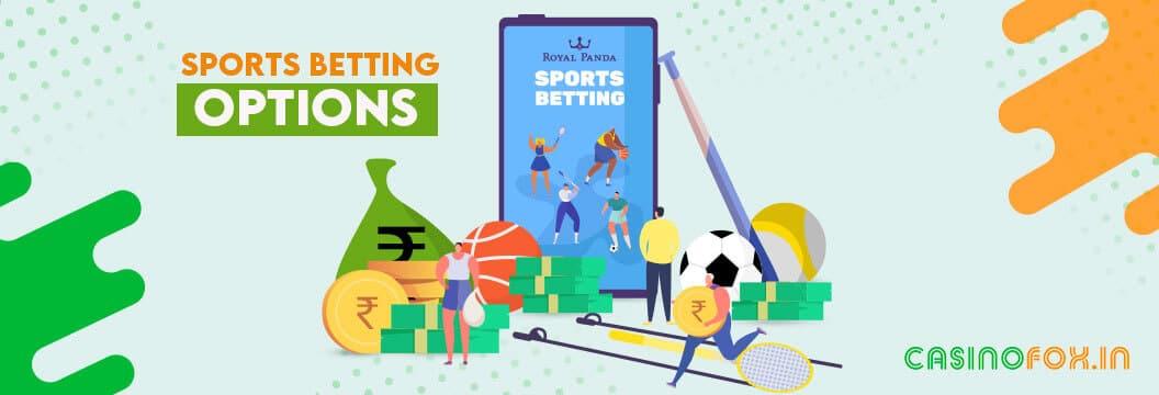 royal panda sports betting india