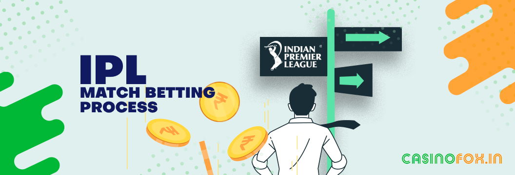 How does ipl betting work?