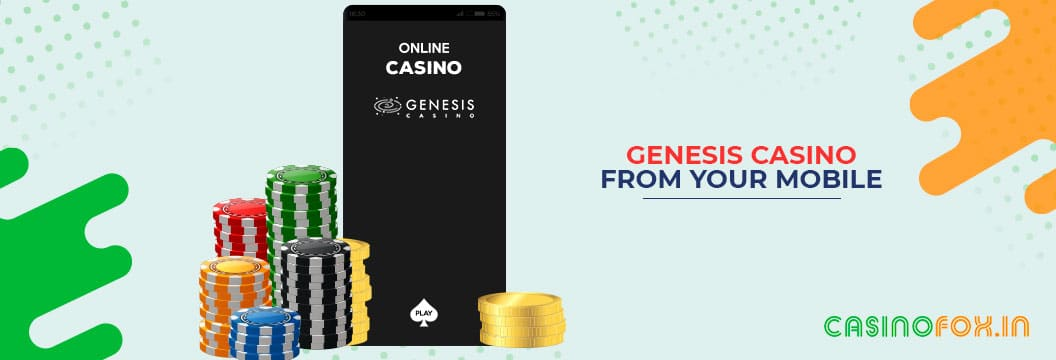 genesis casino mobile app