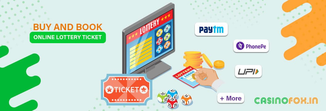 process to buy and book lottery in India