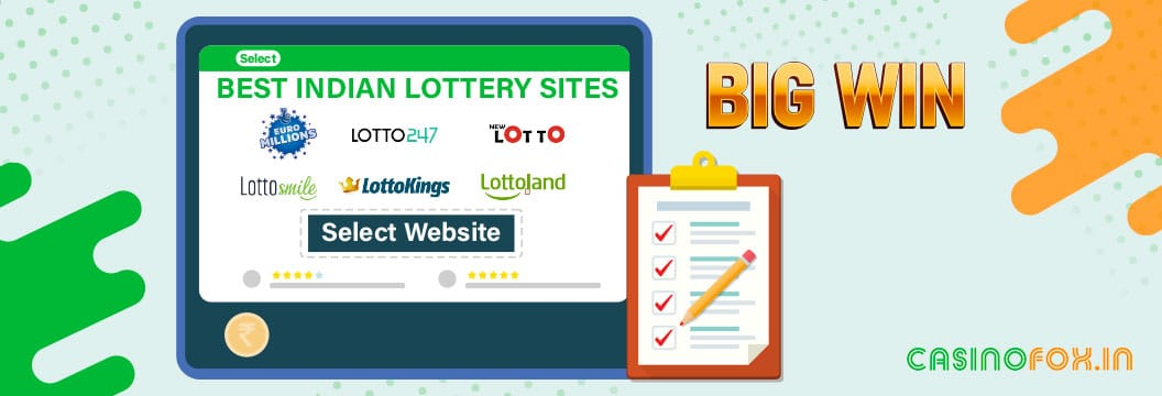 best indian lottery sites