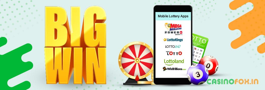 mobile lottery apps