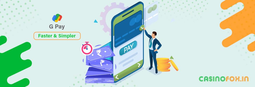 faster payments at casinos that accept google pay