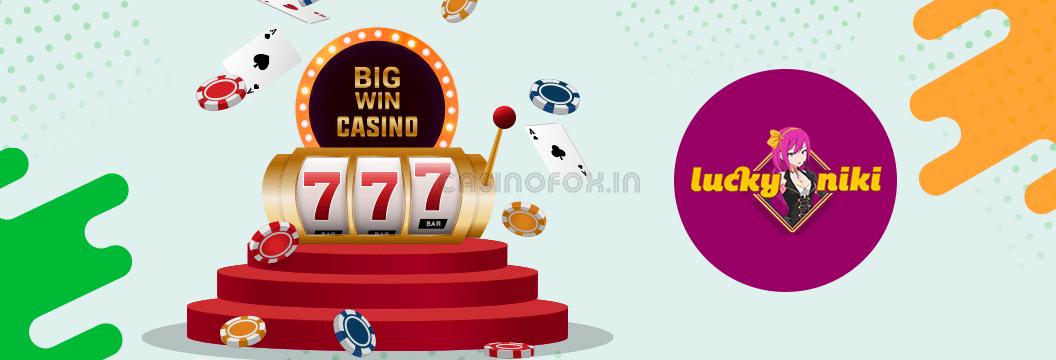 lucky niki casino india