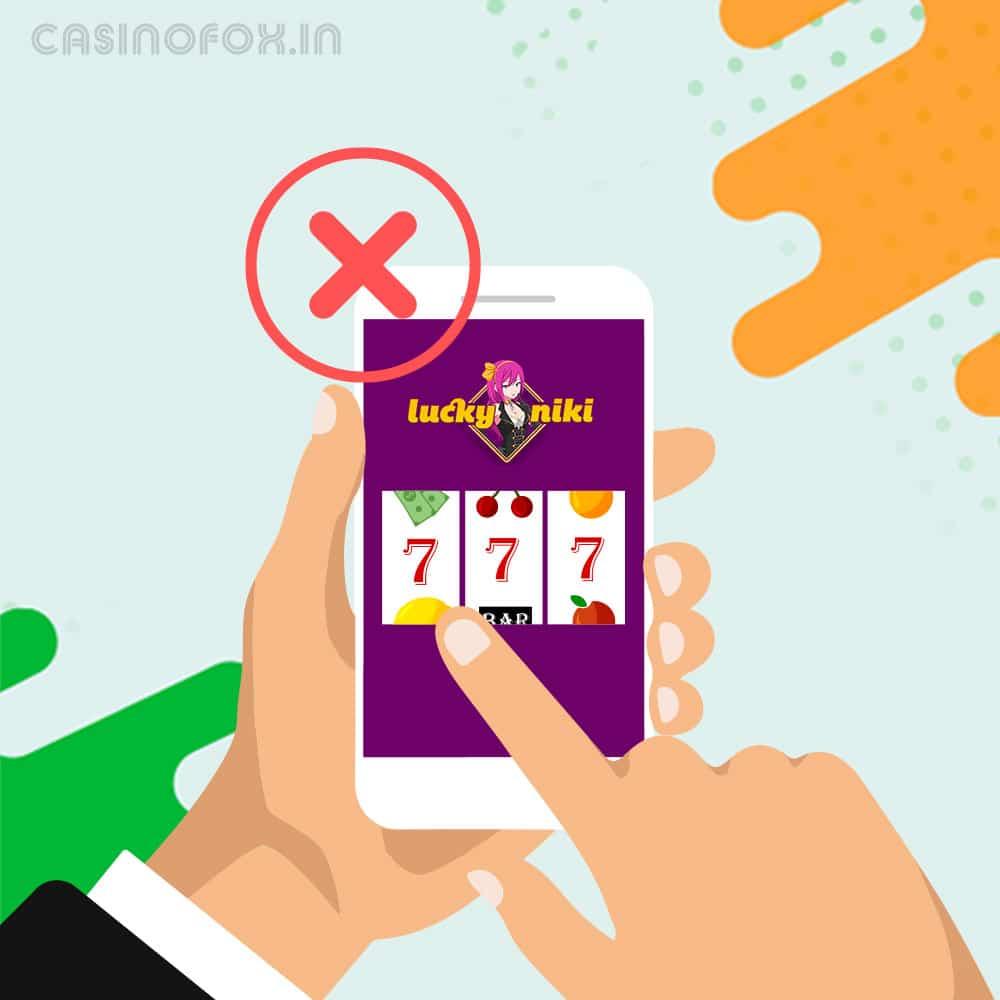 lucky niki mobile app