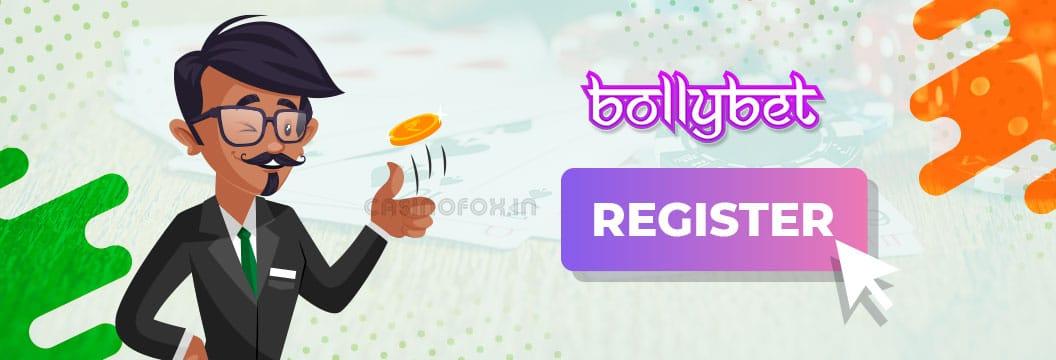 bollybet register