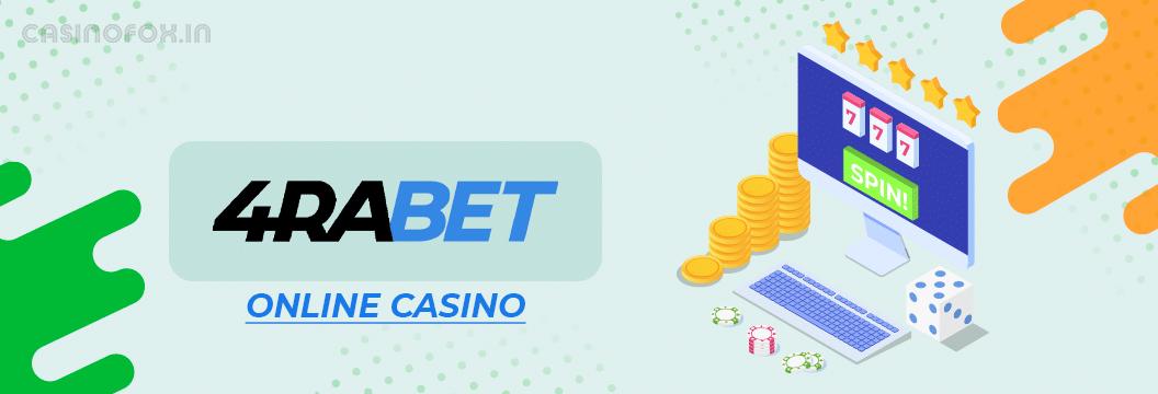 4rabet casino review