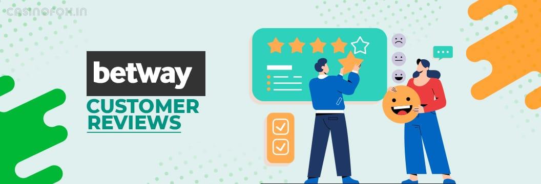 customer reviews of betway casino