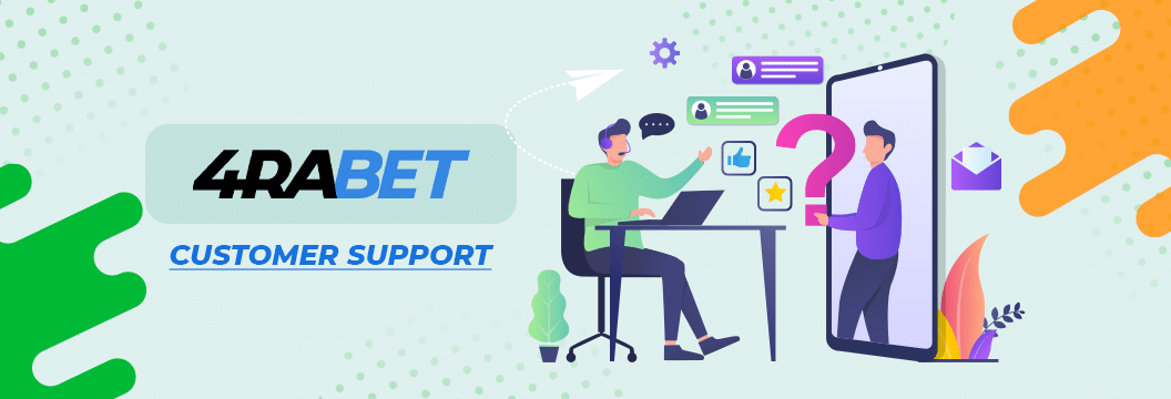 4rabet customer support