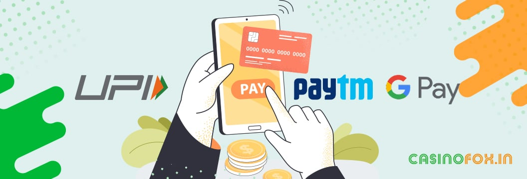 foreign betting sites accept upi google pay paytm